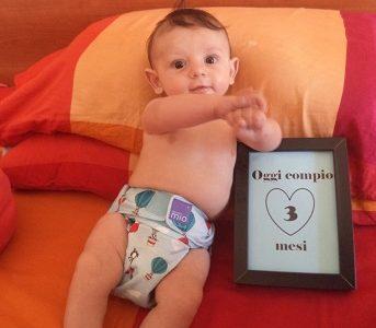 Mattia 3 mesi